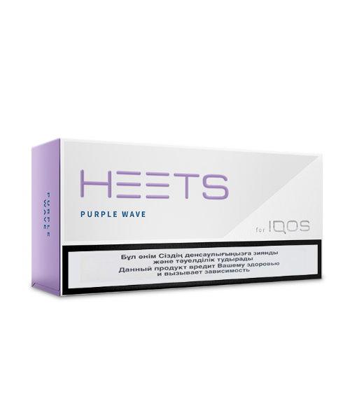 iQos Heets Purple Wave Orijinal Karton Sipariş Ver